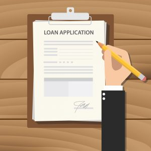 Simple loan applications