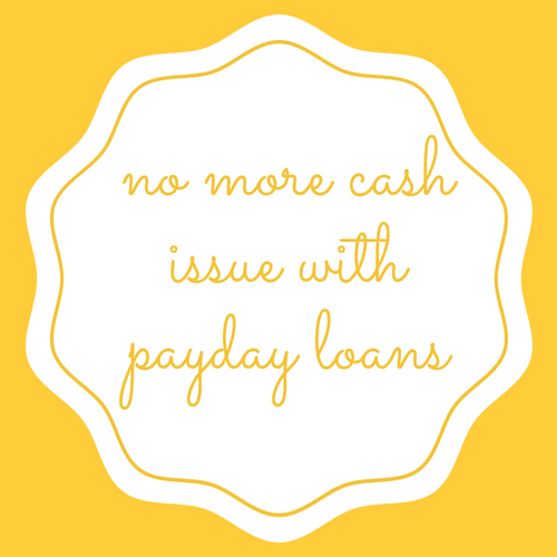Great Cash Help When I Need a Loan