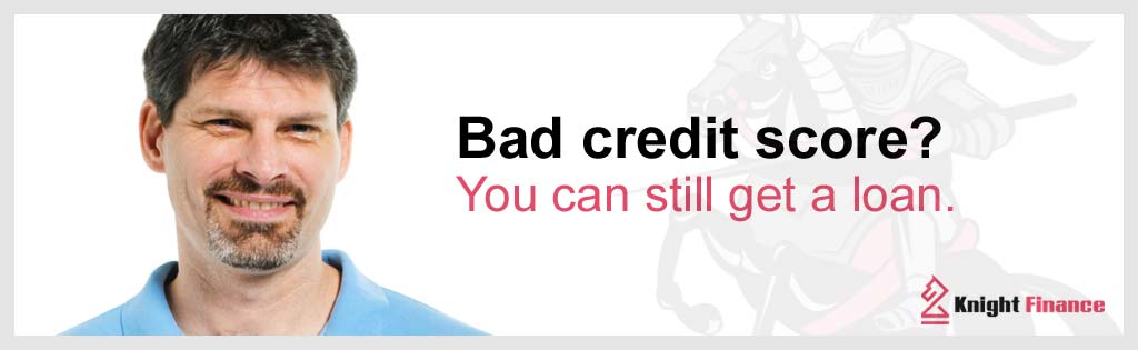 getting a loan with a bad credit score
