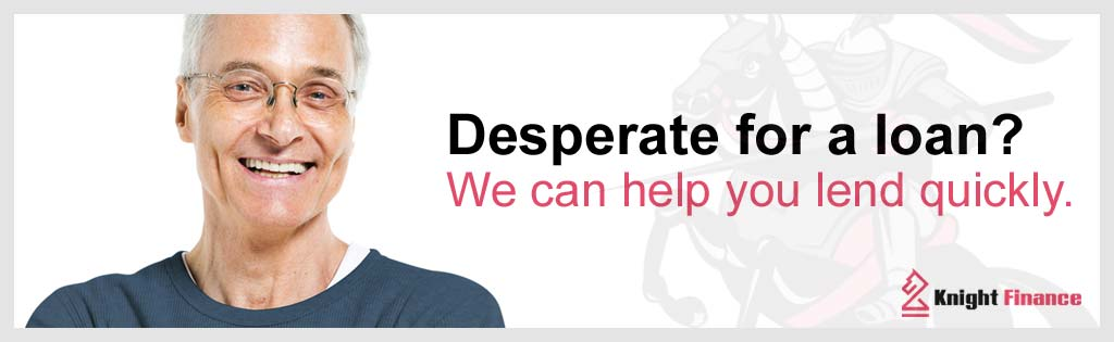 help when you need a loan desperately