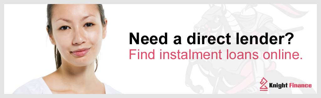 instalment loans from direct lenders