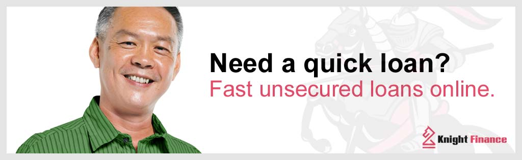 getting a fast unsecured loan online