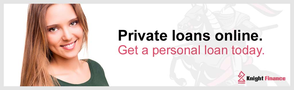 getting a private personal loan online